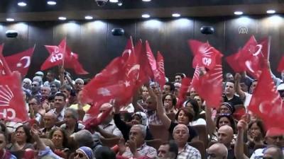 CHP Parti Sözcüsü Tezcan: 'Yoksulluğu yok etmek için iktidarı istiyoruz' - KARAMAN