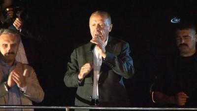 """Cumhurbaşkanı Erdoğan, """"Bizim gündemimizde af diye bir şey yok"""""""
