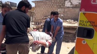 İdlib'de çocuk hastanesi ve yerleşimlere saldırı: 17 ölü (2)