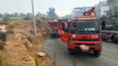 Manavgat'taki yangın kontrol altına alındı