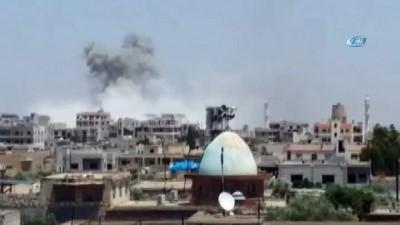 rejim -  - Suriye'de Hava Saldırısı: 11 Ölü
