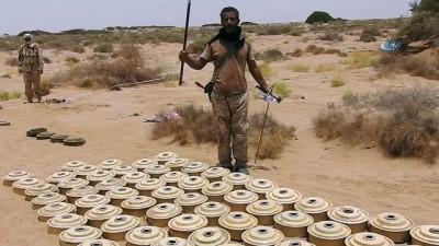 - Yemen'de Mayın Tehdidi