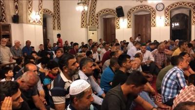 Anadolu'nun ilk camisinde Kadir Gecesi kutlaması - HATAY