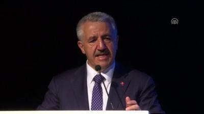Arslan: 'Demiryollarının hayatla olan bağlantılarını güçlendiriyoruz' - ANKARA