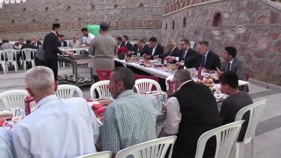 Bakan Eroğlu Fatsa'da iftara katıldı - ORDU