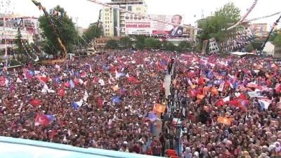 Cumhurbaşkanı Erdoğan: 'AK Parti 284 bin yeni derslik yaptı Bay Muharrem onları da yıkacak mısın?' - NİĞDE