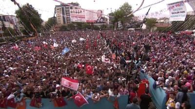 Cumhurbaşkanı Erdoğan: 'Bay Kemal, sen önce bu büyüme denilen kavramın ne olduğunu bir öğren, ekonomistlerine bir sor' - NİĞDE