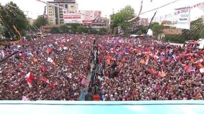 Cumhurbaşkanı Erdoğan: 'Biz elektrikli, akülü araç üreteceğiz bay İnce sen bu işlerden anlamazsın' - NİĞDE