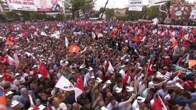 Cumhurbaşkanı Erdoğan: 'Hizmete devam yatırıma devam' - NİĞDE