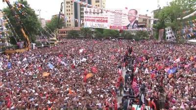Cumhurbaşkanı Erdoğan: 'Kandil'deki terör bataklığını da Allah'ın izniyle kurutacağız' - NİĞDE