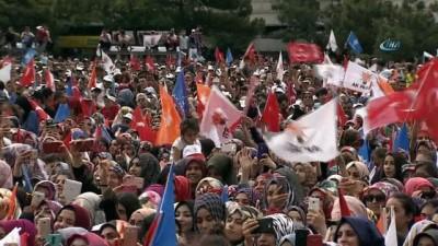 """Cumhurbaşkanı Recep Tayyip Erdoğan, """"Kandil operasyonunu başlattık'"""