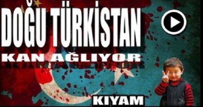 #DoğuTürkistanKanAğlıyor - Doğu Türkistan Kanayan Yaramızdır (KIYAM)