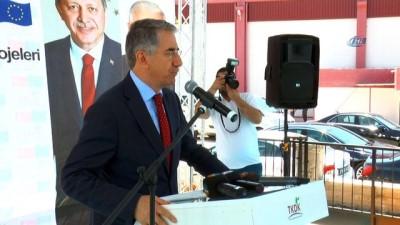 - Elazığ'da 37 milyonluk 29 tesisin açılışı yapıldı