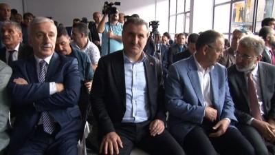 Gençlik ve Spor Bakanı Osman Aşkın Bak: 'Böylesine tesisler daha önce yoktu.Şu anda yapılan eserler Avrupa'da bile yok'