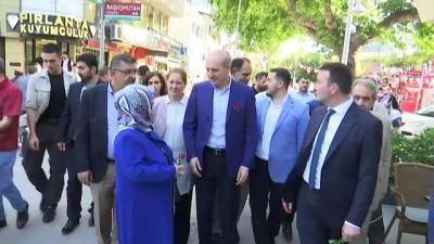 Kültür ve Turizm Bakanı Kurtulmuş Silivri'de - İSTANBUL