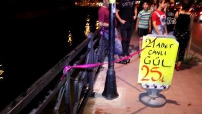 kanald - Sulama kanalına düşen çocuğu vatandaşlar kurtardı - ADANA