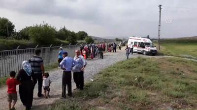 kanald - Sulama kanalına giren çocuk kayboldu - OSMANİYE
