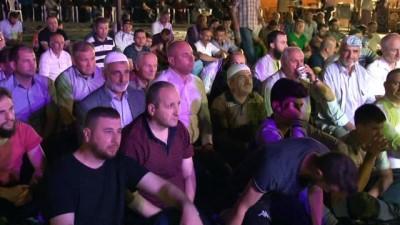 Tekkeköy'de 'Seccadeni Almaya Gel' programı düzenlendi
