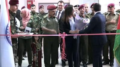 TİKA'dan Filistin Askeri Eğitim Merkezine yabancı dil laboratuvarı - ERİHA