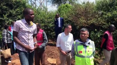 TİKA Kenya'daki sel mağdurlarına yardım eli uzattı - NAİROBİ