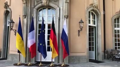 Ukrayna krizine çözüm arayışları - BERLİN