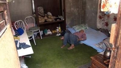 en yasli kadin -  90 yaşındaki kadının yaşlılık maaşını torunu çaldı