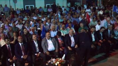AB Bakanı Çelik: 'Bu milletin en büyük gücü sandıktır' - OSMANİYE