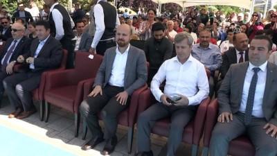 'Abdullah Tayyip Olçok Eğitim Merkezi' açılış töreni - Bilal Erdoğan - ZONGULDAK