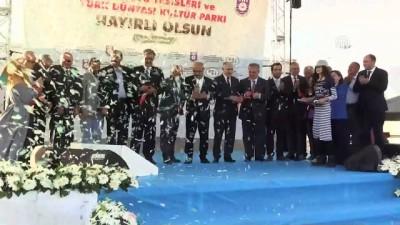 Bakan Elvan: '80 yılda yapılandan fazlasını 16 yıla sığdırdık' - KARAMAN