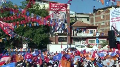 Başbakan Yıldırım: 'Şehitler diyarı Kırıkkale'yi sevgiyle muhabbetle selamlıyorum' - KIRIKKALE