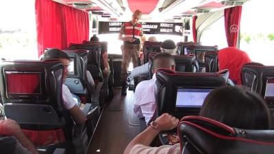 Bayram öncesi 'drone' ile trafik denetimi - ŞANLIURFA