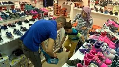 yardim kampanyasi -  Bin çocuğa bayramlık elbise ve ayakkabı
