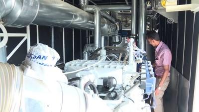 Cezaevi arazisinde kurulan biyogaz tesisi 1,5 milyon liralık katma değer yaratacak - İZMİR