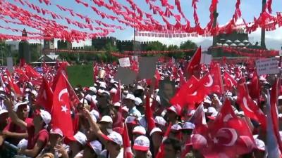CHP'nin cumhurbaşkanı adayı İnce: ''Kimseyi ayırmıyorum, kimseyi dışlamıyorum' - KAYSERİ