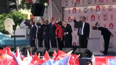 Destici: 'Kandil ve Sincar operasyonu da başarıyla yapılacak' - ESKİŞEHİR