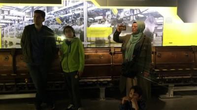 Eskişehirli 'dahi çocuklar' CERN'i gezdi - CENEVRE
