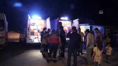Gönüllü sağlıkçıların hudutta iftar ve sahuru - KİLİS
