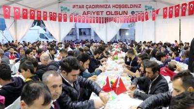 Görevlendirme yapılan belediyelerden 180 bin kişiye iftar - VAN