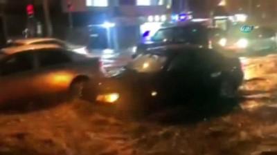 - Gürcistan'da Şiddetli Yağış