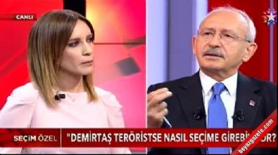 Kılıçdaroğlu, Demirtaş'ı böyle savundu