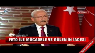 kemal kilicdaroglu - Kılıçdaroğlu İnce'yi böyle yalanladı