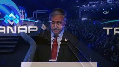 KKTC Cumhurbaşkanı Mustafa Akıncı: 'Bu güzel olayda kardeşiniz olarak yanınızda yer almaktan mutluluk duyuyoruz'