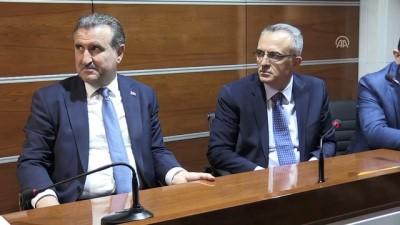 Maliye Bakanı Ağbal: 'Şu ana kadar 6,8 milyar liralık alacağı yapılandırdık' - RİZE