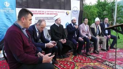 TDV Bosna Hersek'te 'İyilik Sofrası' kurdu - MİLODRAZ