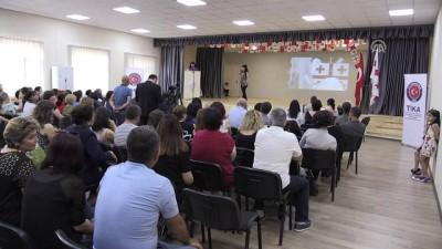 TİKA'dan Gürcistan'da eğitime destek - TİFLİS