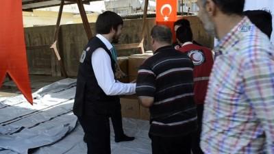 - AFAD, Erbil'de 500 Aileye Yardım Dağıttı