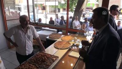 Bakan Tüfenkci: 'Algı oluşturmaya yönelik açıklama yaptıklarını görüyoruz' - MALATYA