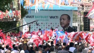Başbakan Yıldırım: 'Bu ay iki bayram var' - BAYBURT
