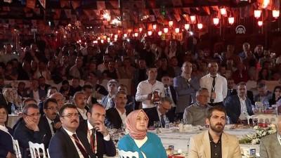 Başbakan Yıldırım: 'Cumhur İttifakı'nın arkasındaki ruh Rabia'dır, Yenikapı ruhudur' - SAMSUN