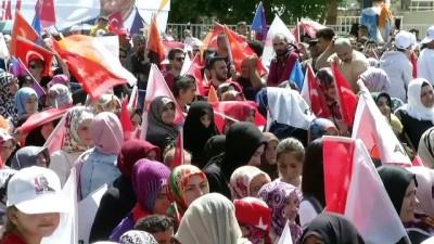 Başbakan Yıldırım: 'Muhalefet adayları hep bir ağızdan aynı şarkıyı söylüyorlar' - BAYBURT